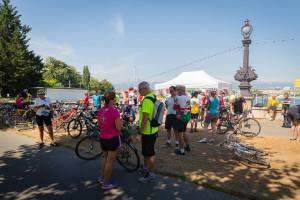 Brindemalice Sortir en aout Tour du canton à vélo TCS