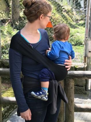 Promenade au Zoo des Marécottes