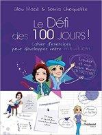 Brindemalice wishlist 2017 Le défi des 100 jours pour développer votre intuition