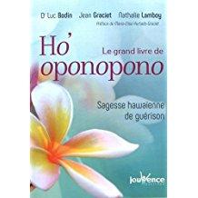 Brindemalice wishlist 2017 Le grand livre de Ho'oponopono