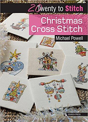 Brindemalice wishlist 2017 Michael Powell Christmas Cross Stitch