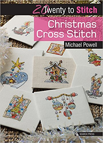 Brindemalice wishlist 2017 Michael Powell Christmas Cross Stitch