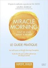 Brindemalice wishlist 2017 Miracle Morning le guide pratique