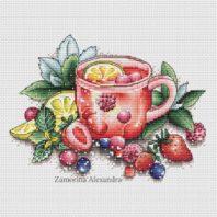 Brindemalice wishlist 2017 Zamorina Alexandra Berry tea