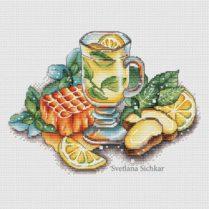 Brindemalice wishlist 2017 Zamorina Alexandra Ginger tea