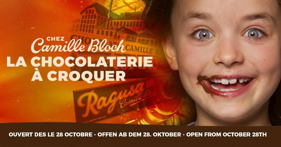 Brindemalice sortir en octobre Camille Bloch