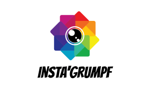 Brindemalice InstraGrumpf Logo